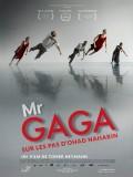 Mr. Gaga : sur les pas d'Ohad Naharin, Affiche