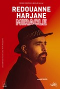 Redouanne Harjane : Miracle - Affiche