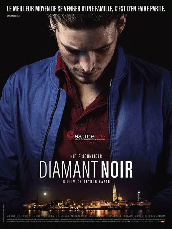 Diamant noir, Affiche
