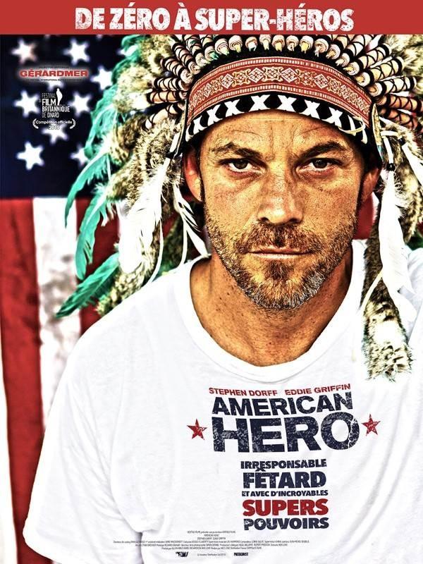 American Hero, Affiche
