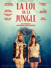 La Loi de la jungle, Affiche