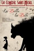 La Belle et la bête à la Comédie Saint-Michel