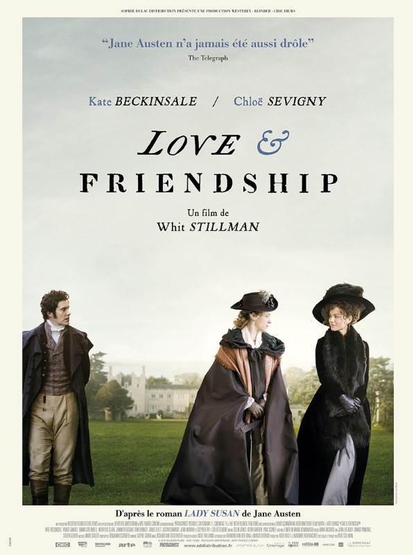 Love & Friendship, Affiche