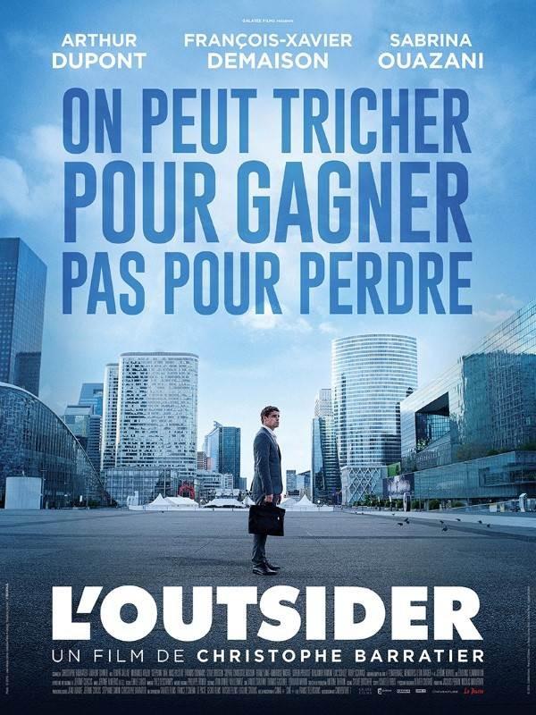 L'Outsider, Affiche