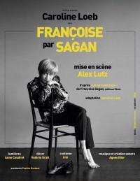 Françoise par Sagan - Affiche