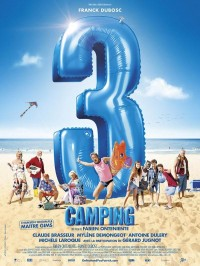 Camping 3, Affiche