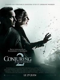 Conjuring 2 : le cas Enfield, Affiche