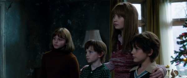 Madison Wolfe, Benjamin Haigh (Billy Hodgson), Lauren Esposito (Margaret Hodgson), Patrick Mcauley (Johnny Hodgson)