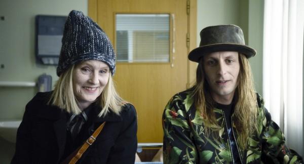 Didda Jonsdottir (Anna), Frosti Runólfsson (Frosti)