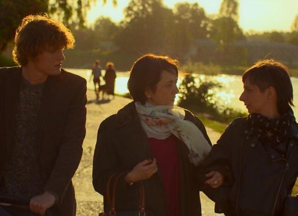 Niels Schneider, Paulina Garcia, María José Siebald