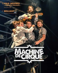Machine de cirque - Affiche