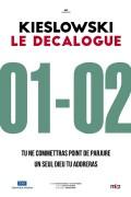 Le Décalogue 1-2, Affiche
