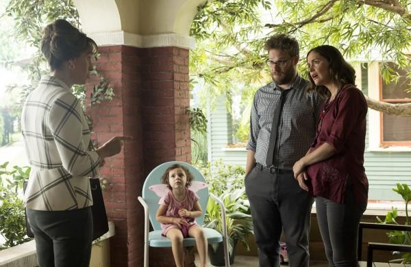 Personnage, Elise Vargas (Stella), Seth Rogen, Rose Byrne