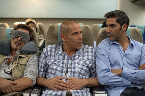 Cyril Lecomte, Medi Sadoun, Ary Abittan