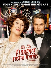 Florence Foster Jenkins, Affiche