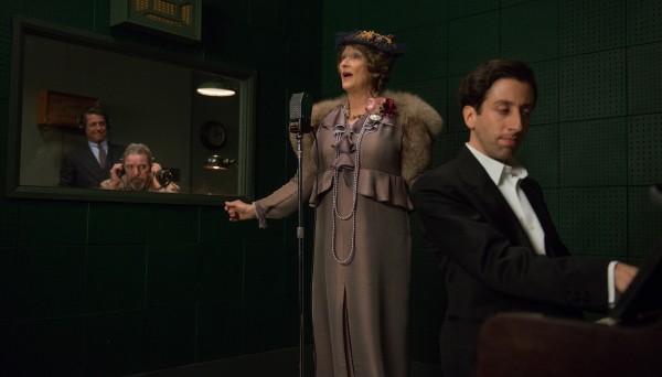 Hugh Grant, personnage, Meryl Streep, Simon Helberg