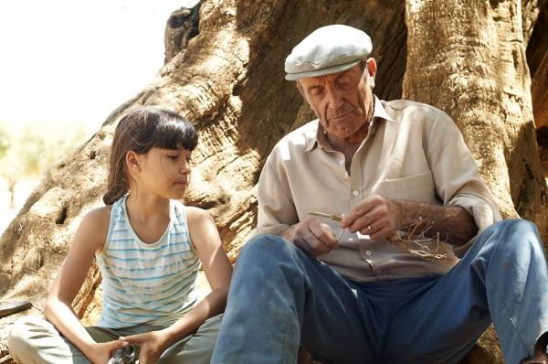 Inés Ruiz (Alma à 8 ans), Manuel Cucala