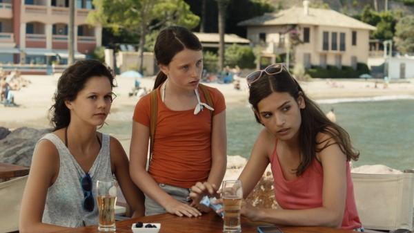 Délia Espinat-Dief (Gwen), Luna Lou, Alma Jodorowsky