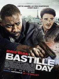 Bastille Day, Affiche