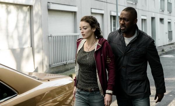 Charlotte Le Bon, Idris Elba