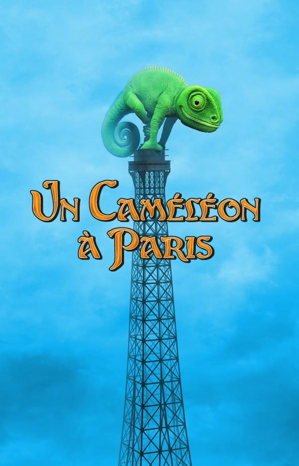 Un Caméléon à Paris : Affiche