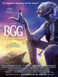 Le BGG : le Bon Gros Géant, Affiche