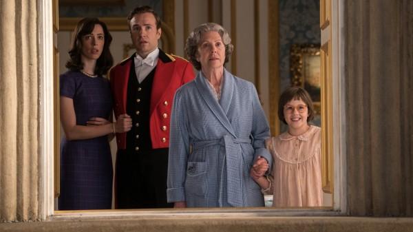 Rebecca Hall, Rafe Spall (Mr. Tibbs), Penelope Wilton, Ruby Barnhill