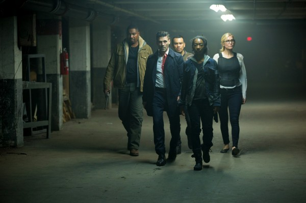 Mykelti Williamson, Frank Grillo, Joseph Julian Soria, Betty Gabriel, Elizabeth Mitchell
