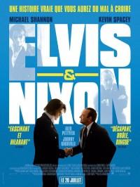 Elvis & Nixon, affiche