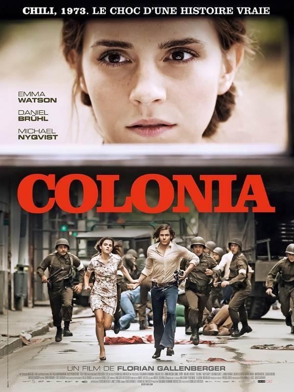 Colonia, Affiche
