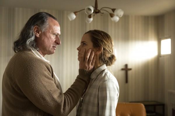 Michael Nyqvist, Emma Watson
