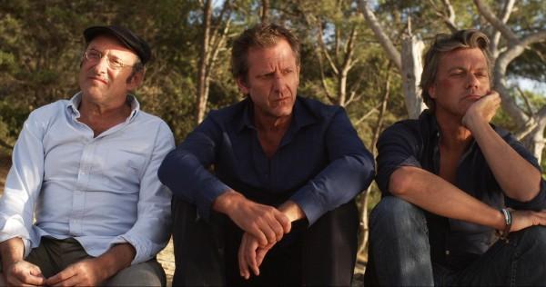 Gilles Gaston-Dreyfus, Vincent Winterhalter, Eric Viellard