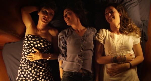 Dinara Drukarova, Sophie Verbeeck, Anne Serra