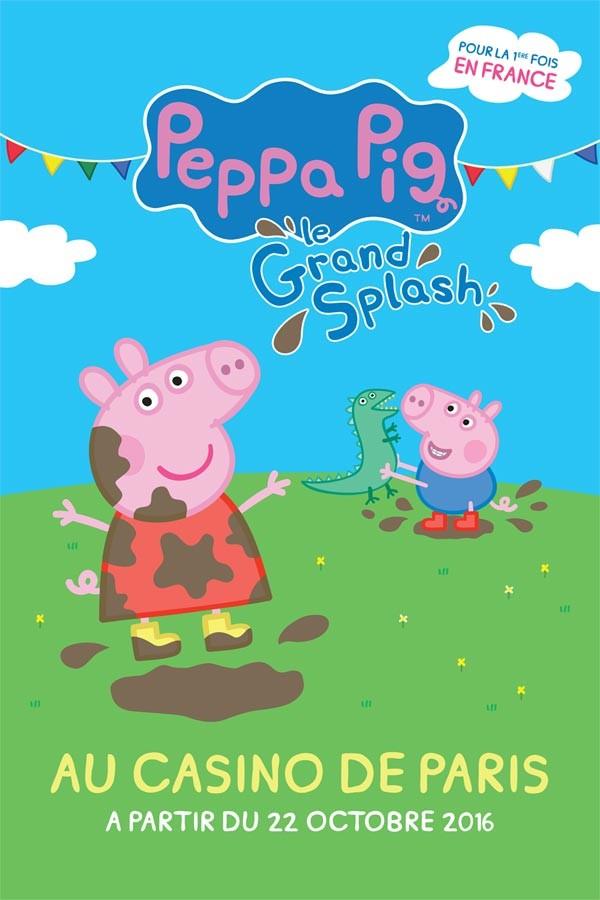 Peppa Pig : Affiche