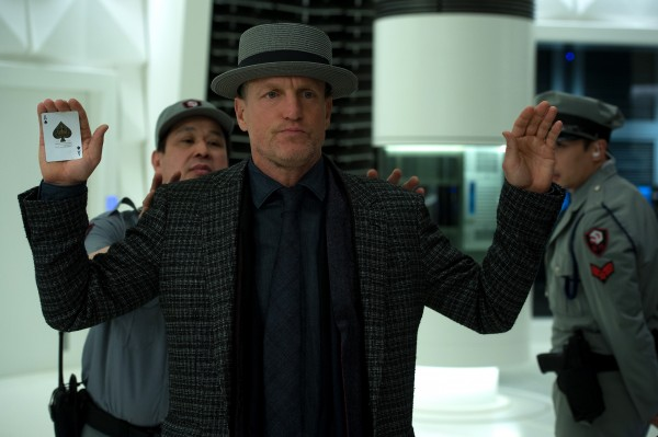 Personnage, Woody Harrelson