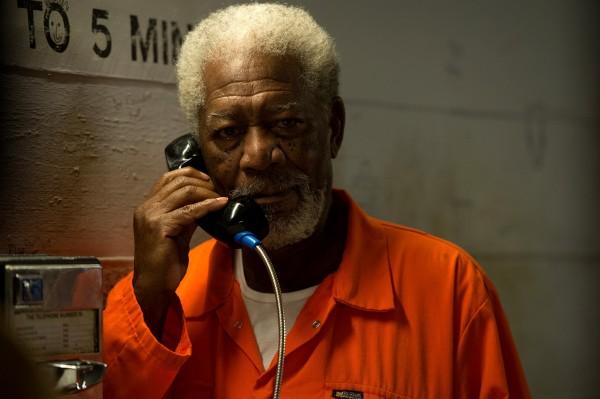 Morgan Freeman (Thaddeus Bradley)
