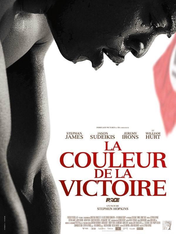 La Couleur de la victoire, Affiche
