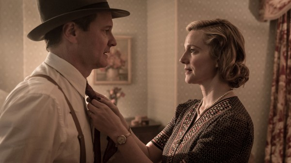 Colin Firth, Laura Linney