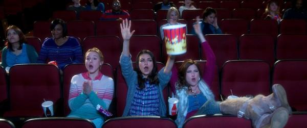 Kristen Bell, Mila Kunis, Kathryn Hahn