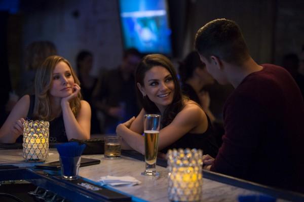 Kristen Bell, Mila Kunis, Jay Hernandez (Jessie)