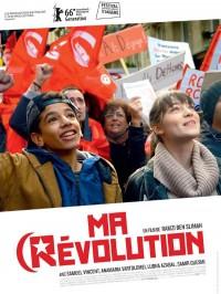 Ma révolution, affiche
