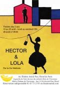 Hector et Lola : Affiche