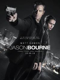 Jason Bourne, Affiche