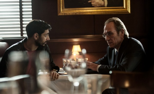 Riz Ahmed, Tommy Lee Jones