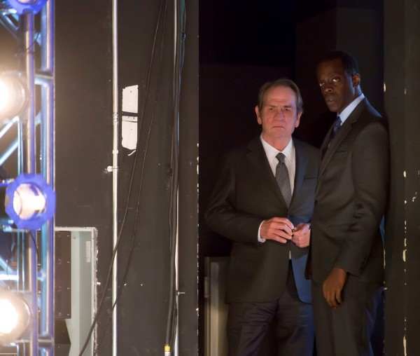 Tommy Lee Jones, Ato Essandoh