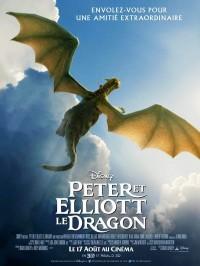 Peter et Elliott le dragon, Affiche