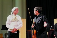 Concert-éveil de l'Orchestre Colonne à la Salle Wagram