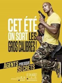 Agents presque secrets, Affiche