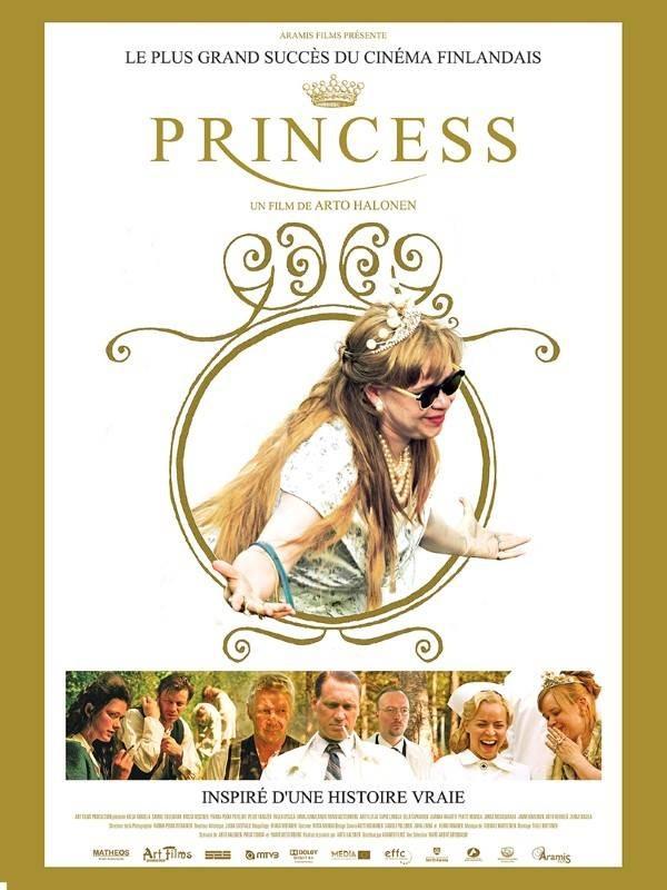 Princess, Affiche