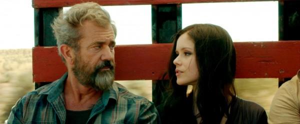 Mel Gibson, Erin Moriarty